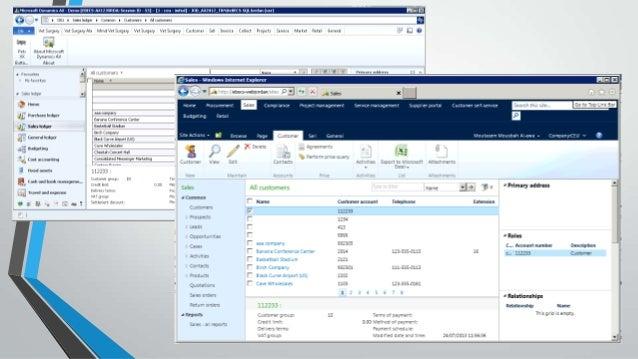 Enterprise Portal in AOT