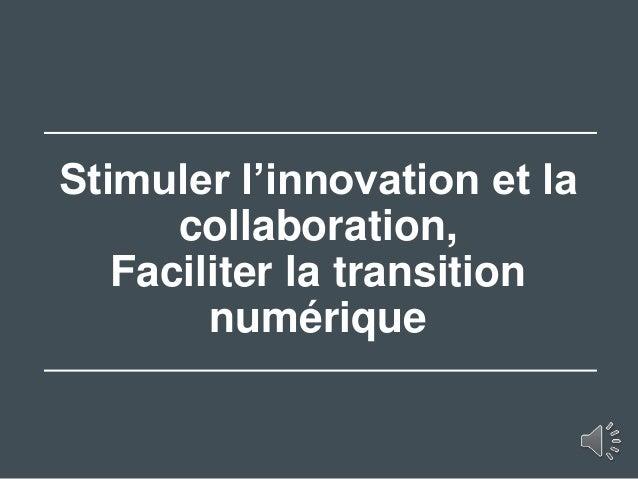 Axe 2   innovation Slide 2