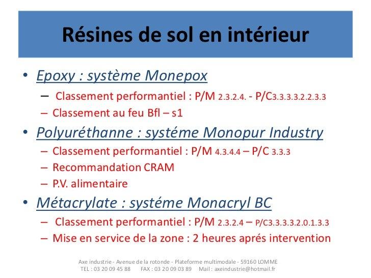 Axe industrie Slide 3