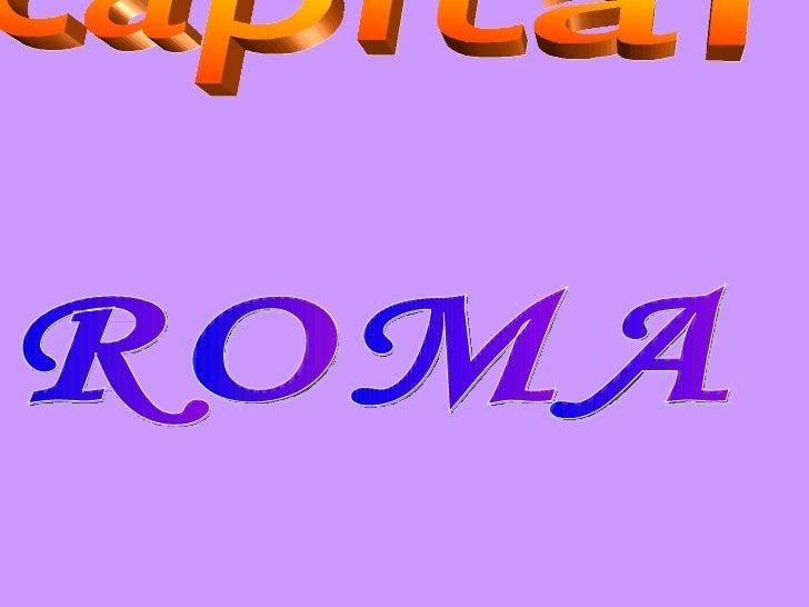 <ul><li>r </li></ul>ROMA capital