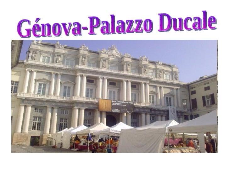k Génova-Palazzo Ducale