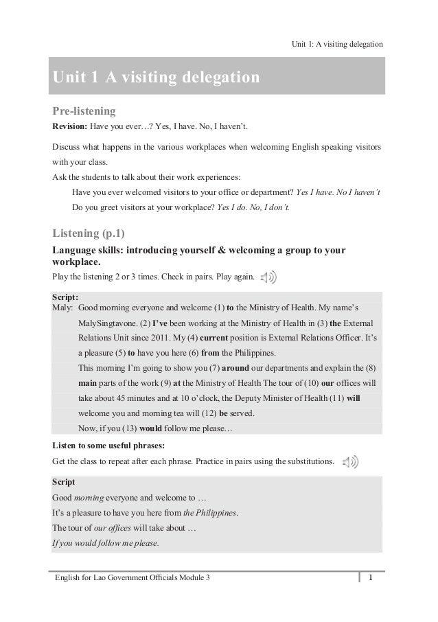 Teacher textbook - Module 3