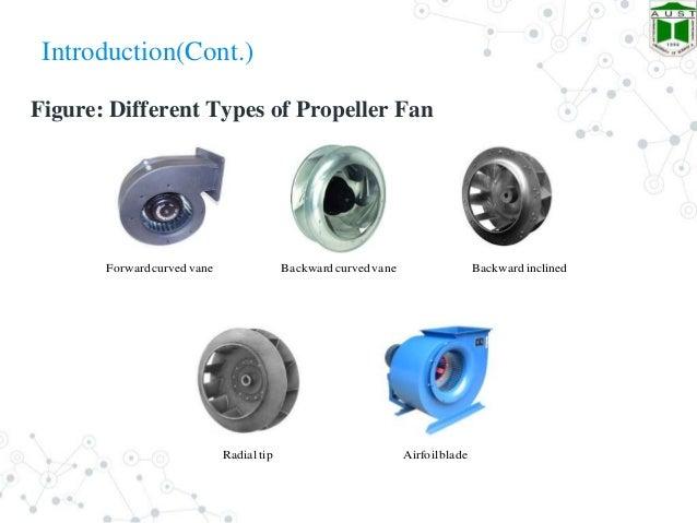 Types Of Fans : Axial flow fan testing rig