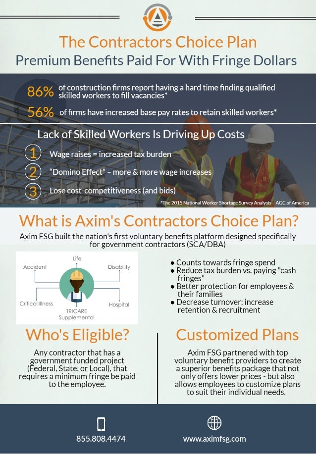Voluntary Benefits: A Contractor's New Advantage