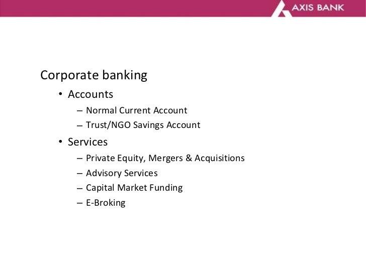 <ul><ul><li>Corporate banking  </li></ul></ul><ul><ul><ul><li>Accounts  </li></ul></ul></ul><ul><ul><ul><ul><li>Normal Cur...
