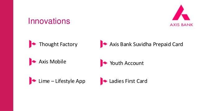 Axis Bank : Ping Pay