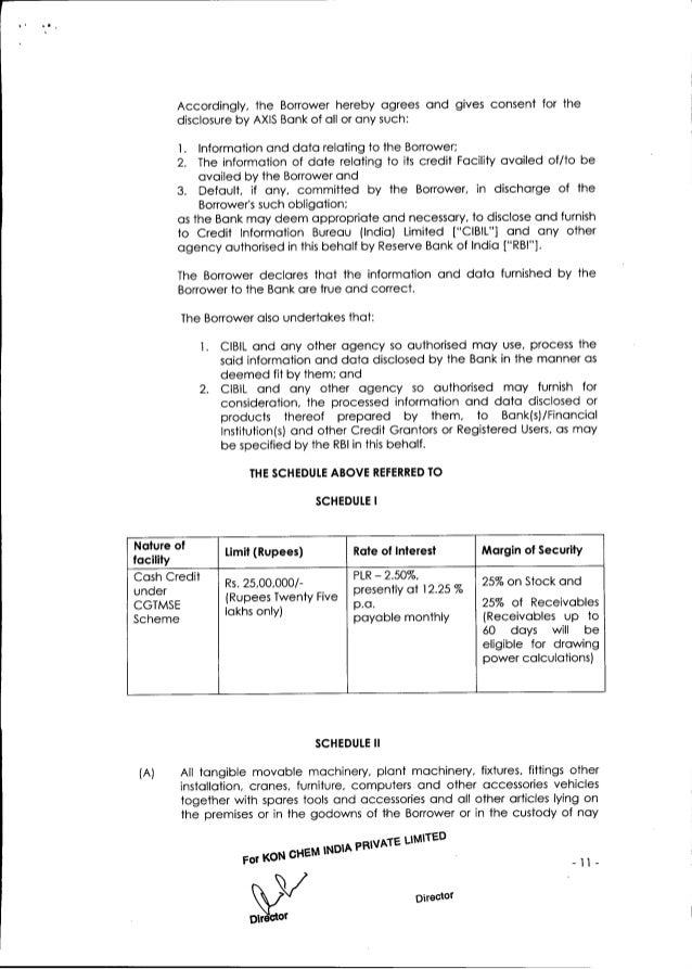 Doc12751650 Bank Loan Agreement Format Doc736967 Printable – Short Term Loan Agreement Form