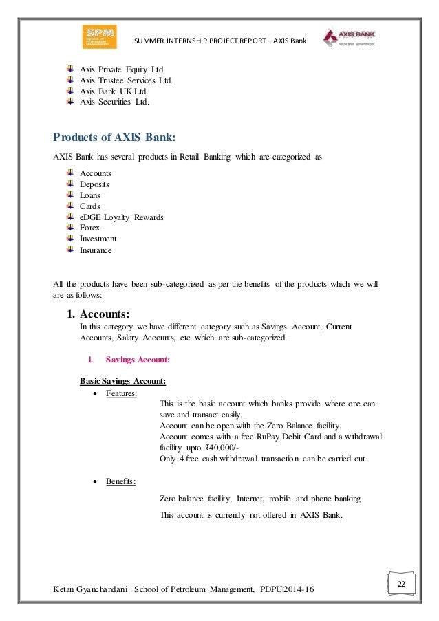 Banking Profile Resume Selol Ink