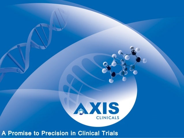 A Promise to Precision in Clinical Trials