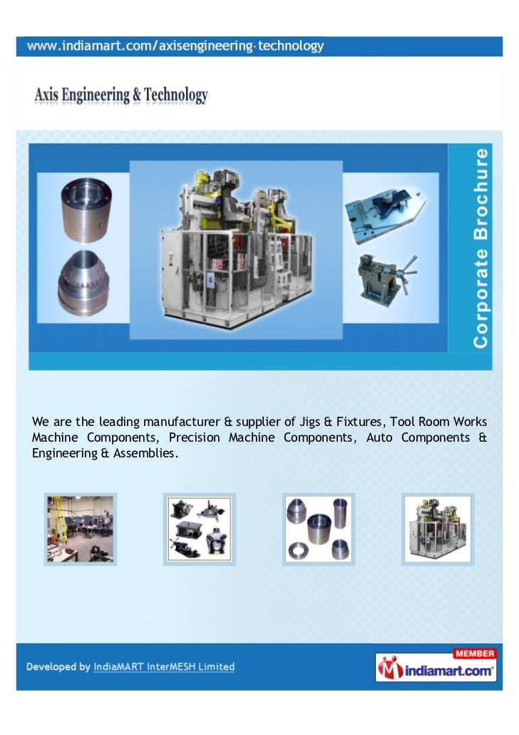 precision machine products