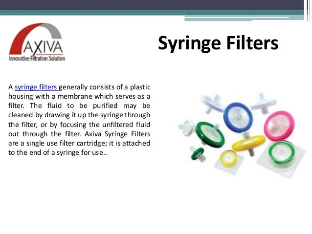 Axiva Sichem - Lab Filtration Equipments!  Slide 3