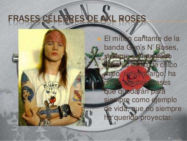 Axl Rosepptx Alejandro Osvaldo Patrizio