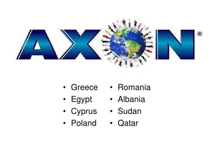 Greece<br />Egypt<br />Cyprus<br />Poland<br />Romania<br />Albania<br />Sudan <br />Qatar<br />