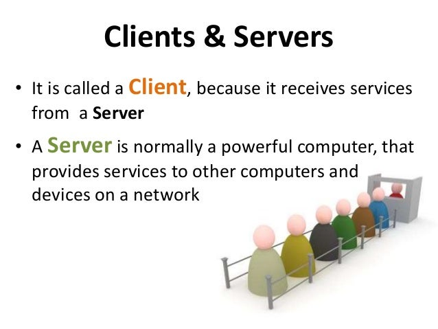 • A firewall protects your network against unwanted access.