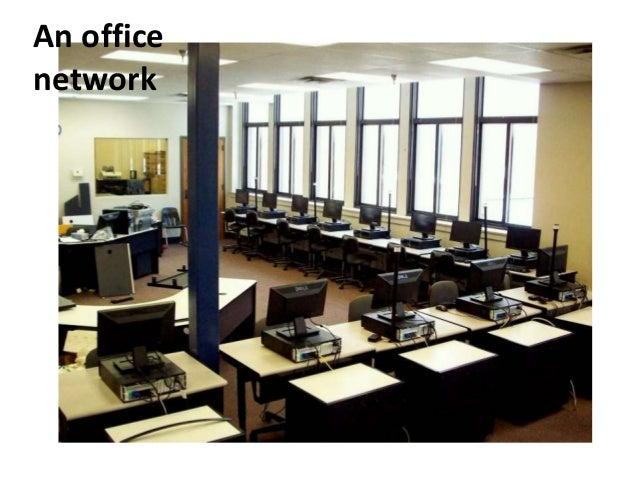 An office network