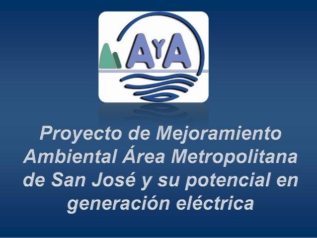 Alcance del Proyecto Rehabilitación y ampliación del sistema de alcantarillado sanitario y la construcción de una planta d...