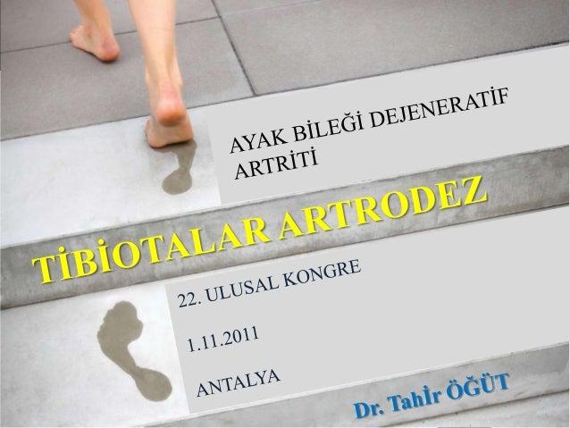7 Kasım 2009,ÇeşmeKALKANEUS KIRIKLARININCERRAHİ TEDAVİSİ                                         Dr. Tahir ÖĞÜTİstanbul Ün...