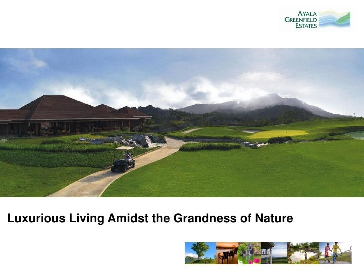 Luxurious Living Amidst the Grandness of Nature