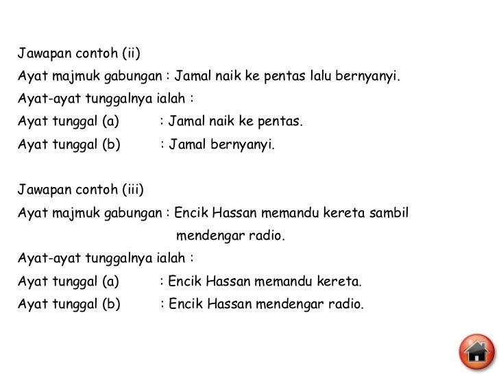Ayat Majmuk