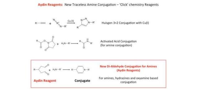 OrganoLinx Aydin Reagent Bioconjugation Introduction
