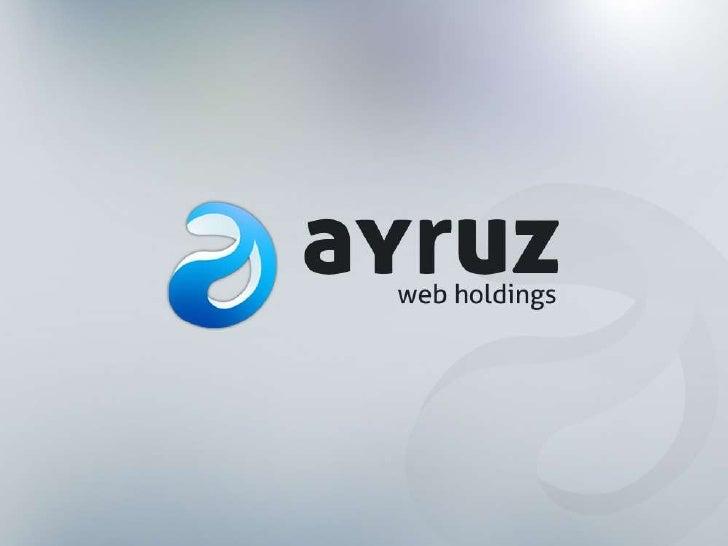 Ayruz Web Holdings