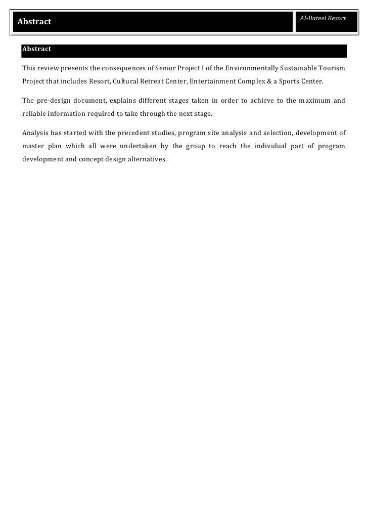 Aysha Senior Project 2 Report