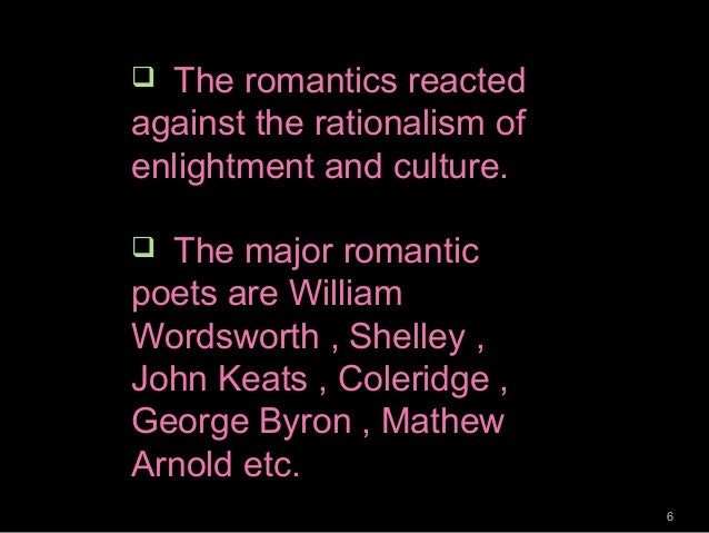 the literature by the greatest romantic writers blake smith and wordsworth Why were the romance and the gothic important genres for romantic writers  and one of the greatest  which poetic form did smith redefine for romantic literature.