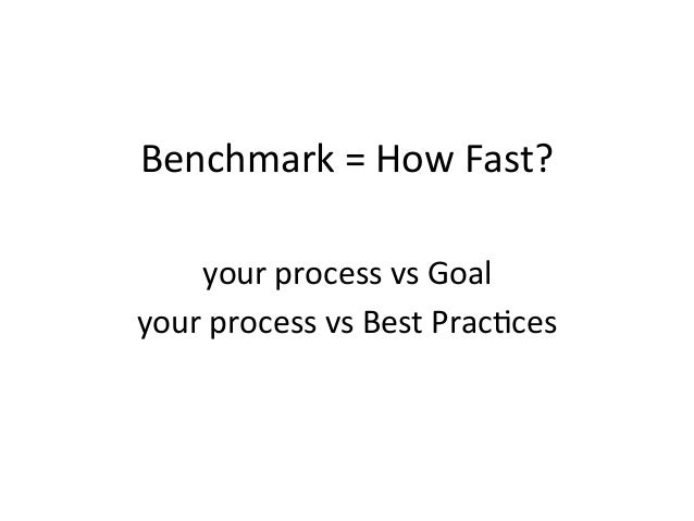 Today  • How  Not  to  Write  Benchmarks  • Benchmark  Setup  &  Results:  -  You're  wrong  about  machines  -  You're  w...