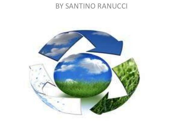 BY SANTINO RANUCCI