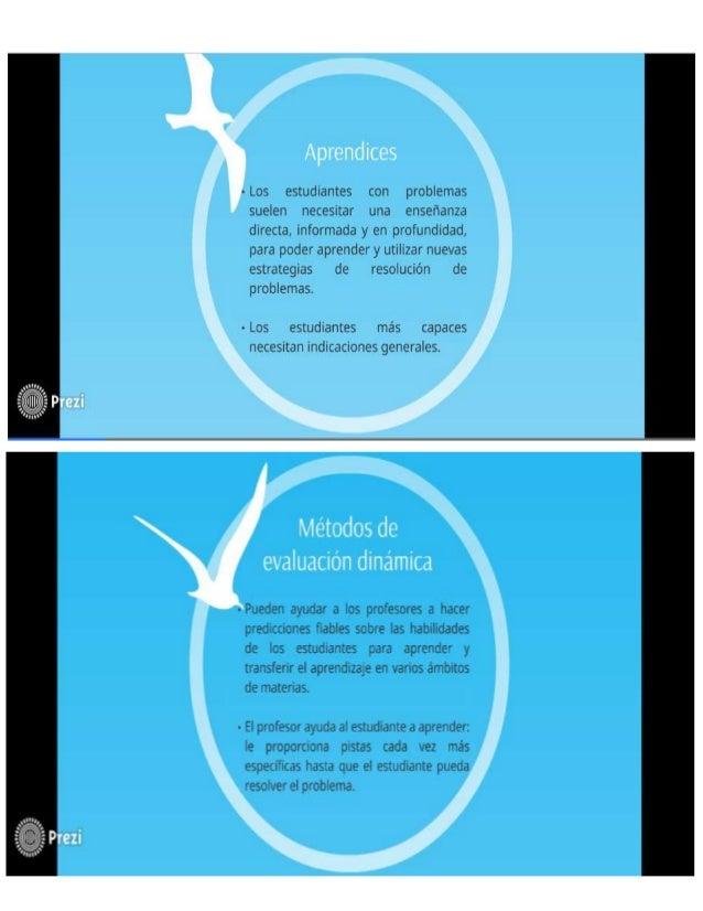Ayudar a los aprendices debiles Slide 2