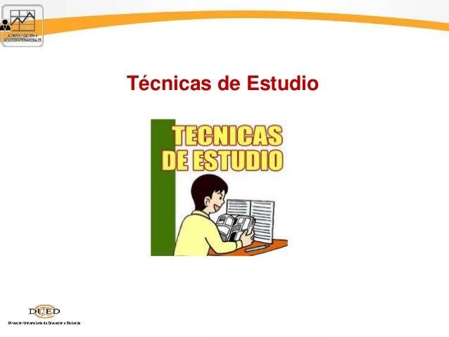 Ayuda sem 5   técnicas de estudio 1 Slide 2