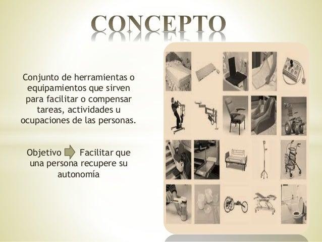 AYUDAS TÉCNICAS EN PERSONAS MAYORES Slide 2