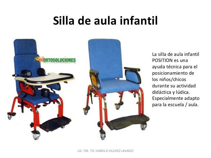 Ayudas tecnologicas para discapacitados for Sillas para discapacitados