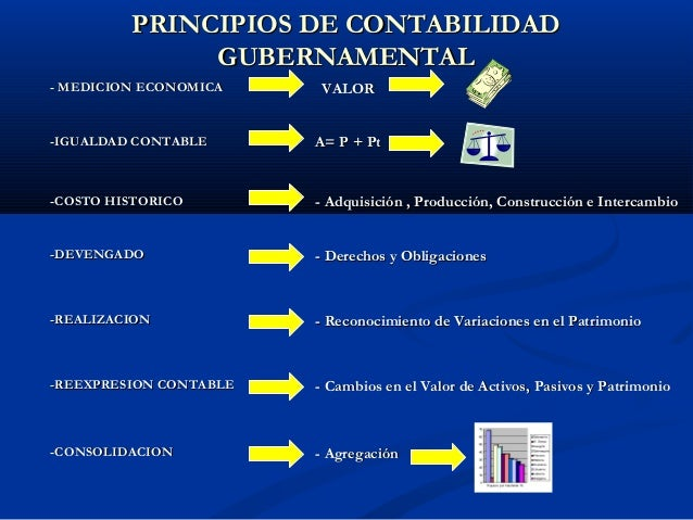 PRINCIPIOS DE CONTABILIDADPRINCIPIOS DE CONTABILIDAD GUBERNAMENTALGUBERNAMENTAL - MEDICION ECONOMICA- MEDICION ECONOMICA V...