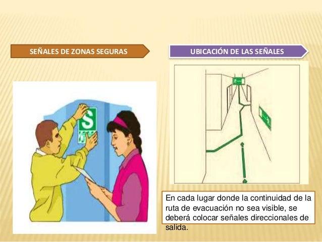 Señal De Localización: Ayudas Visuales En Instituciones Educativas