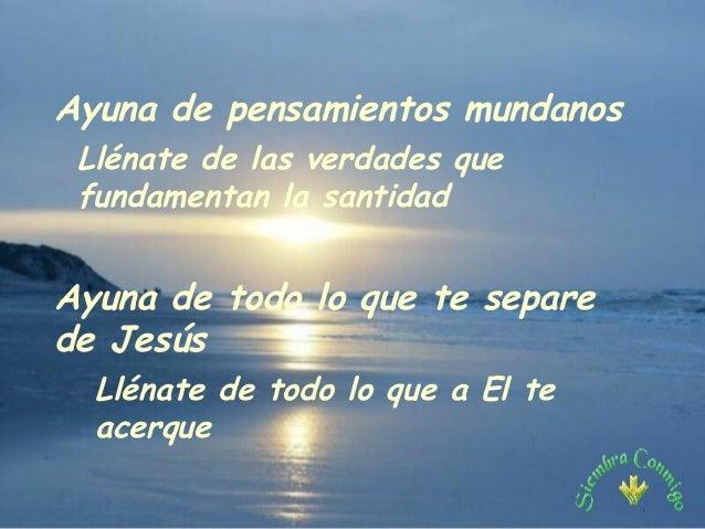 Ayuno _cuaresma