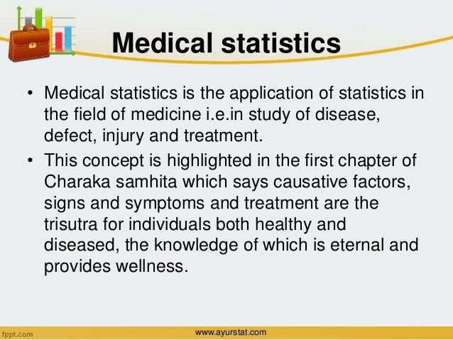 Ayur stat - Research and Statistical Solution for Ayurveda