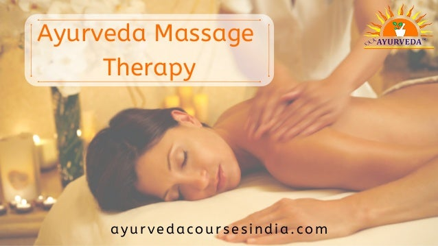 Ayurveda Massage Course New Delhi | Panchakarma Therapy Course | Ayur…