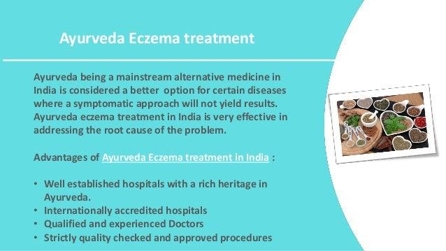 Ayurveda Eczema Treatment In India