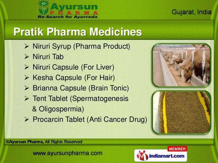 Pratik Pharma Medicines  Niruri Syrup (Pharma Product)  Niruri Tab  Niruri Capsule (For Liver)  Kesha Capsule (For Hai...