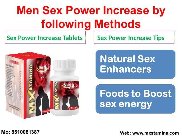 Sexual power ayurvedic medicine