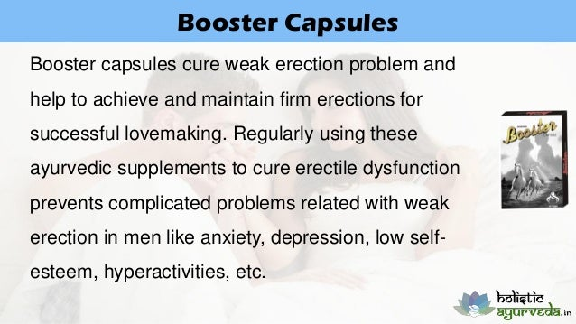 How To Cure Weak Erection Naturally