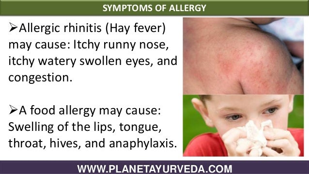 Ayurvedic Treatment For Allergies With Home Remedies