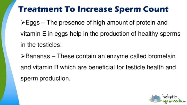 High growth age sperm produce prevent