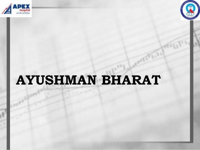 Ayushmaan Bharat Scheme Slide 2