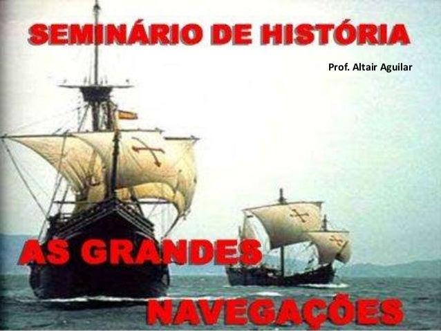 Prof. Altair Aguilar