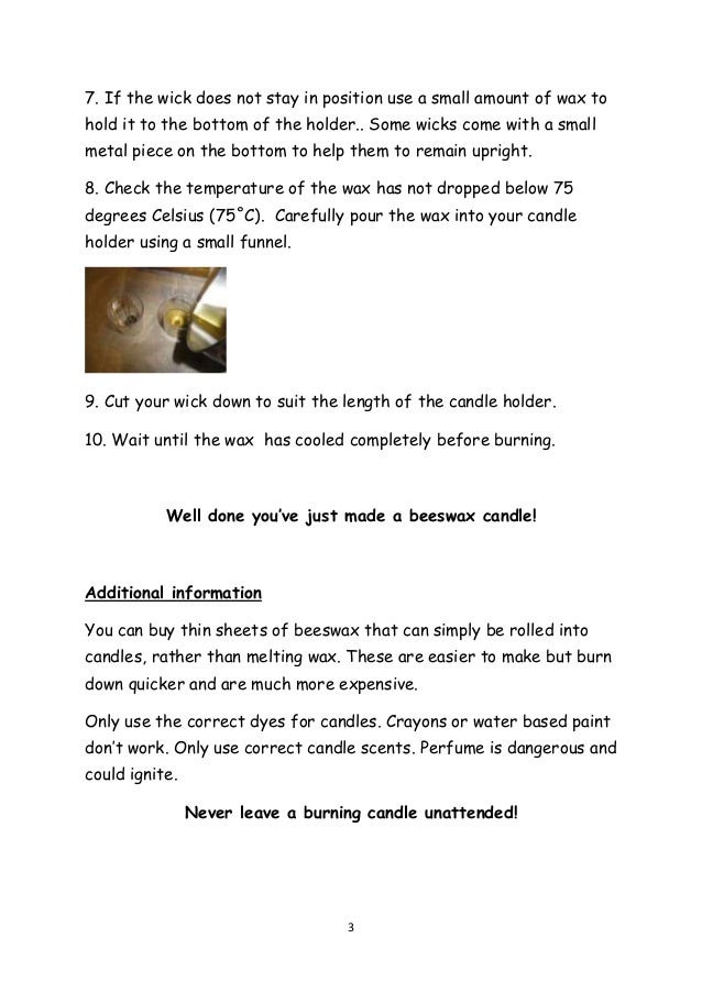 Making Honey Bee Products - School Project Guidebook