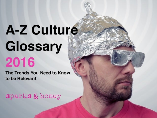 A-Z Culture Glossary
