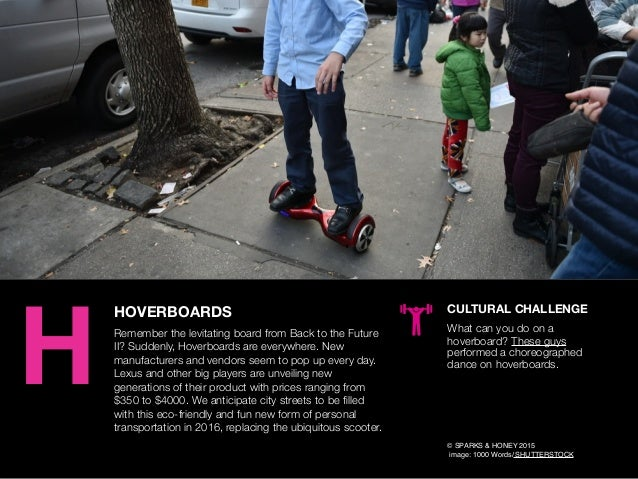 AGENCY OF RELEVANCE HOVERBOARDS Remember the levitating board from Back to the Future II? Suddenly, Hoverboards are everyw...