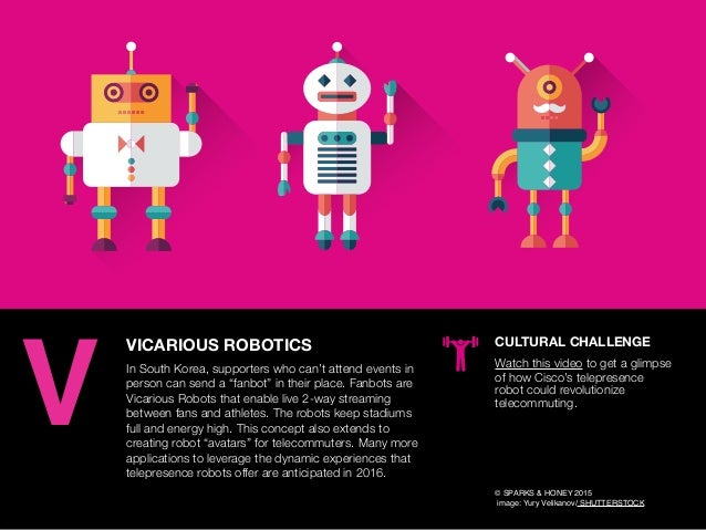 "AGENCY OF RELEVANCE VICARIOUS ROBOTICS In South Korea, supporters who can't attend events in person can send a ""fanbot"" in..."